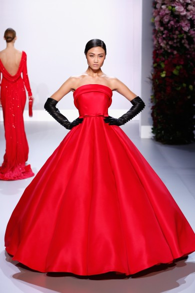 Couture Week Fugs and Fabs: Ralph & Russo
