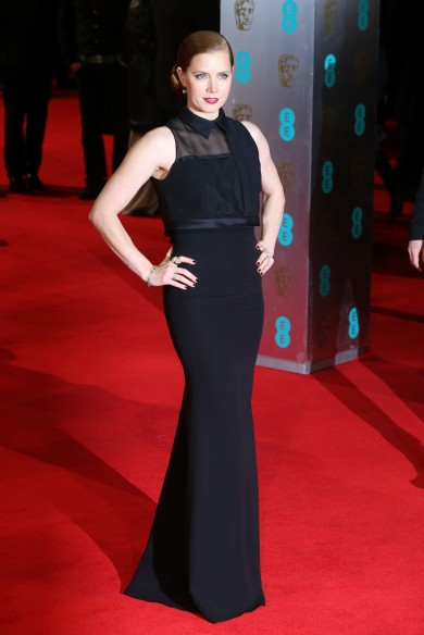 BAFTAs Fine or Fab: Amy Adams