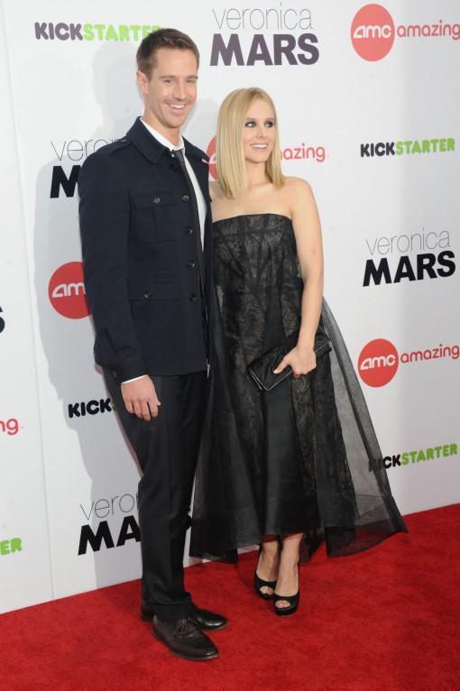 Fug or Fab: Kristen Bell and Jason Dohring at the New York Screening of Veronica Mars