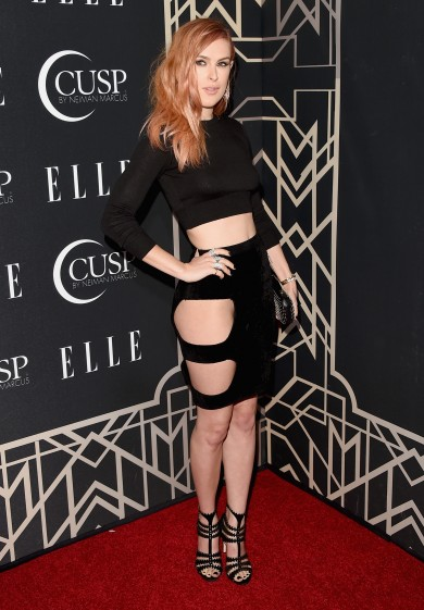What The EVER-LIVING FUG: Rumer Willis