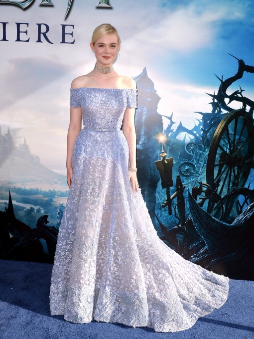 Well Played, Elle Fanning in Elie Saab