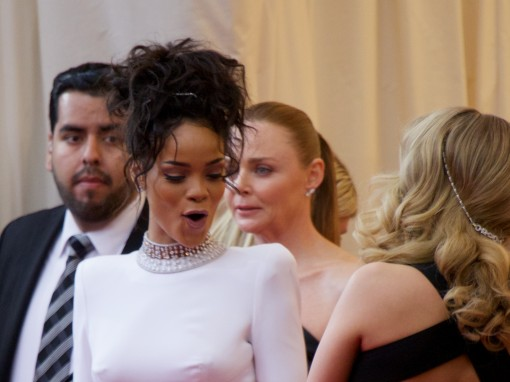 Met Gala Fug or Fab: Rihanna in Stella McCartney