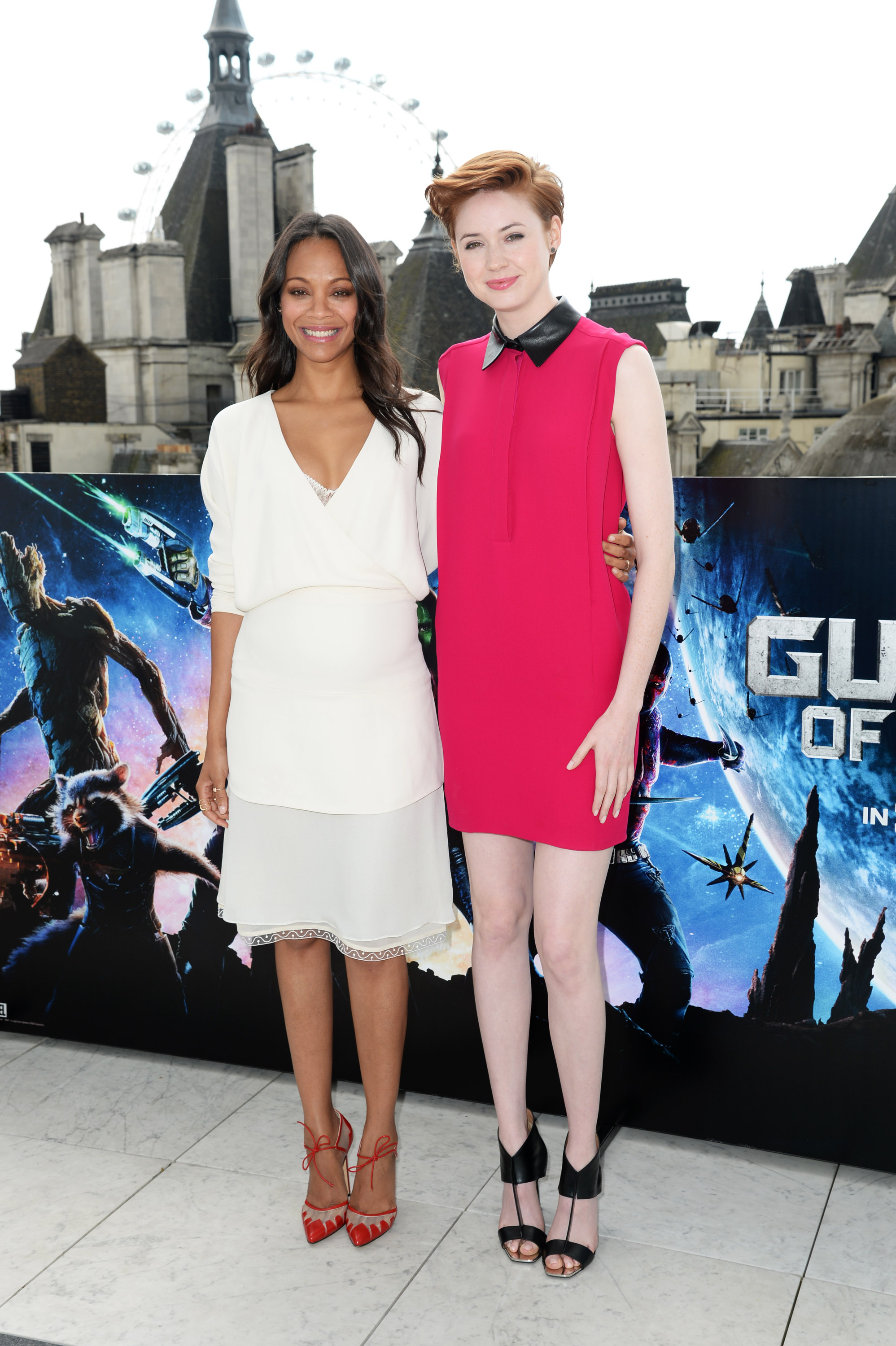 Guardians Of The Galaxy - Photo Call