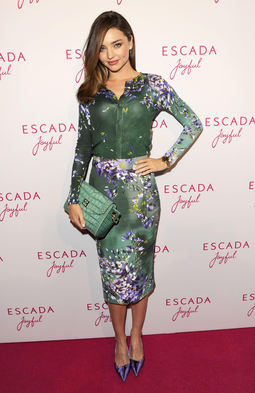 Well Played, Miranda Kerr in Escada
