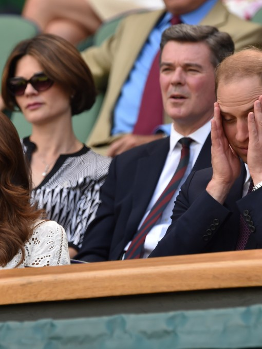 Well Replayed: Kate and Wills at Wimbledon