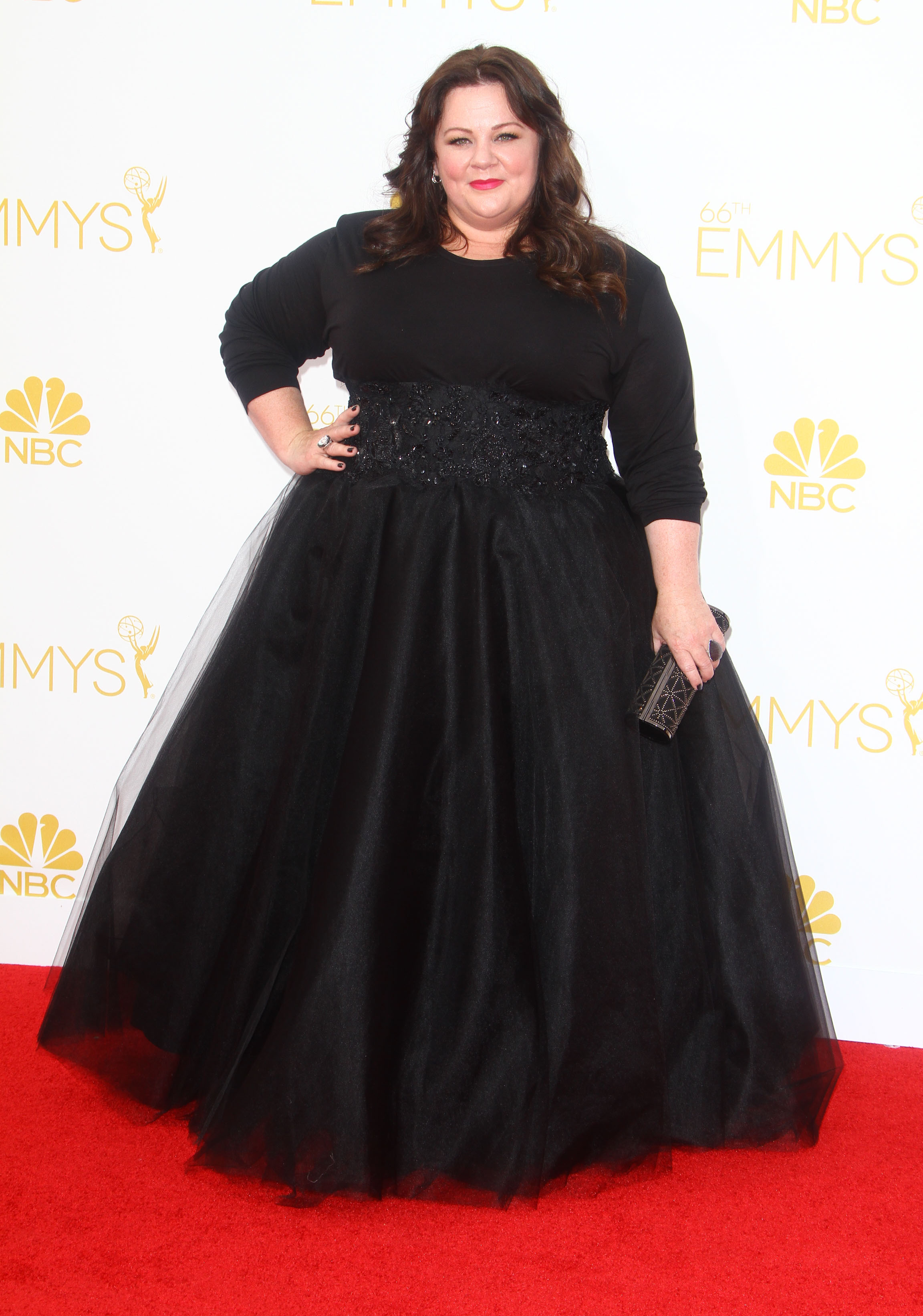 Melissa McCarthy at the Emmys
