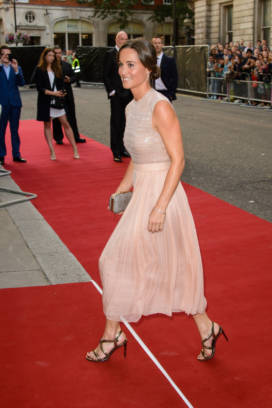 GQ Men of the Year Awards Fug or Fab: Pippa Middleton in Hugo Boss