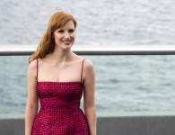 Fug or Fab: Jessica Chastain in DSquared