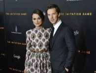 Fug or Fab: Keira Knightley's Latest (and the Dudes of The Imitation Game)