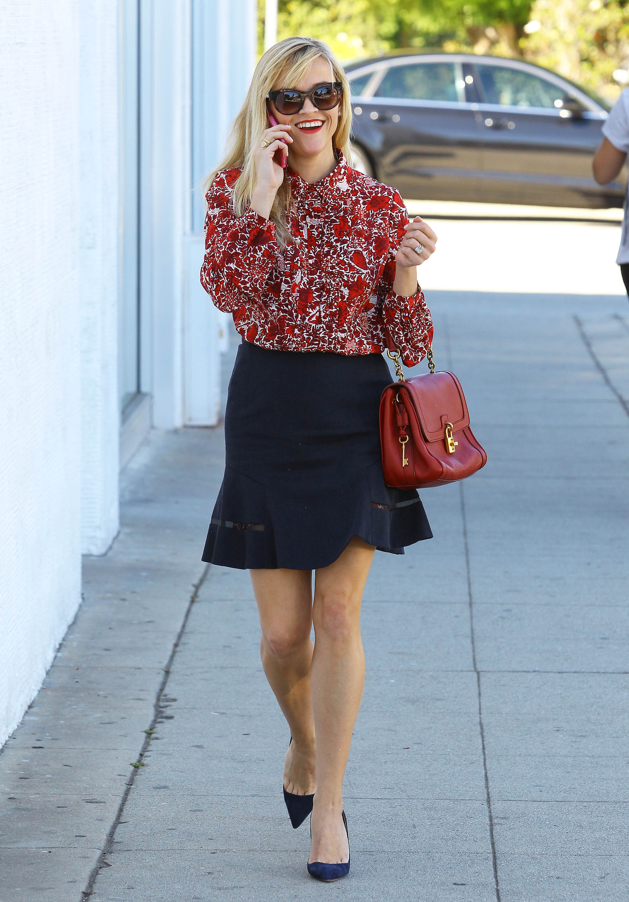 Bad For Your Budget: Reese Witherspoon's Year In Casualwear