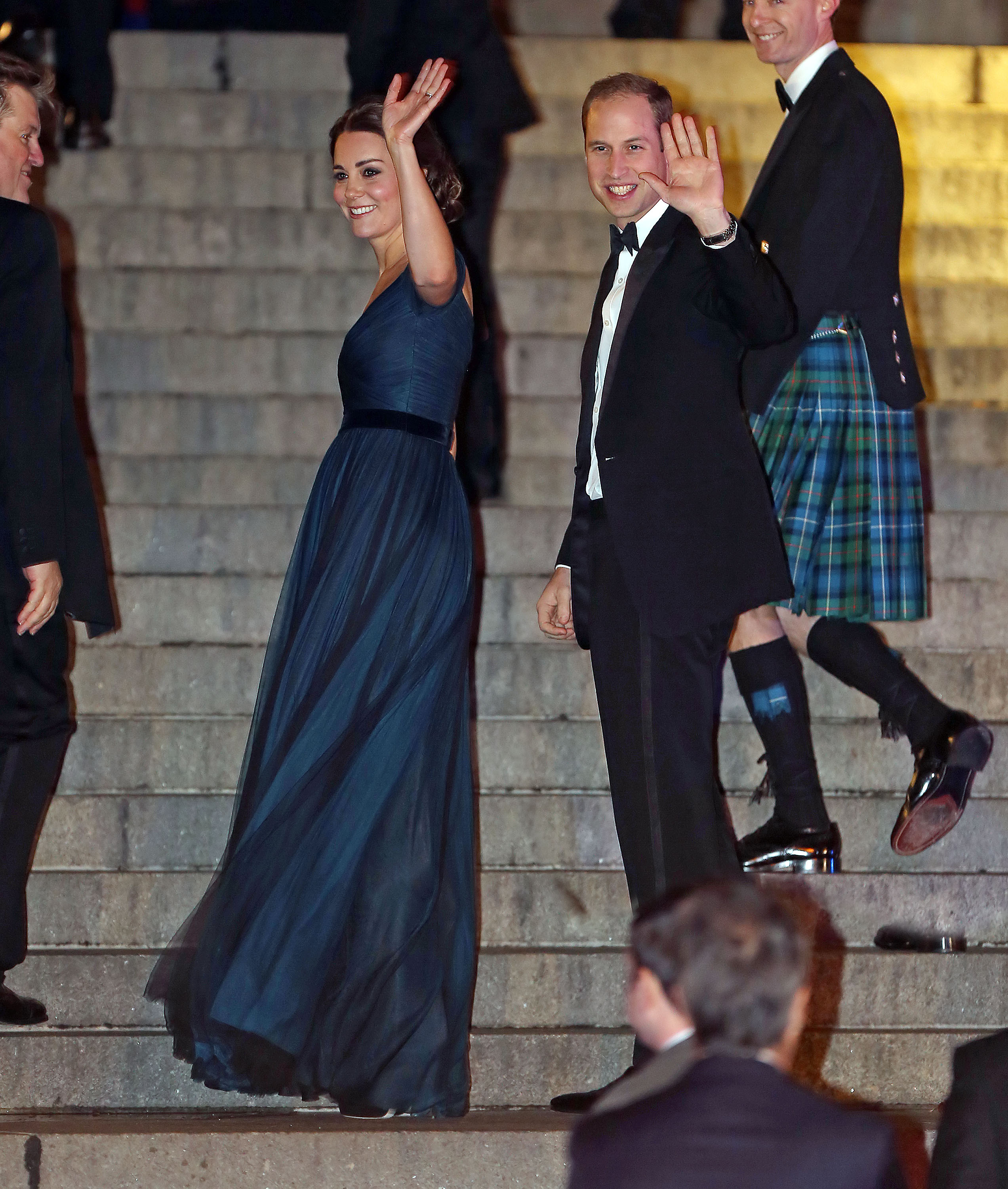 Royally Played: Wills and Kate Visit New York, Day Three, Part II