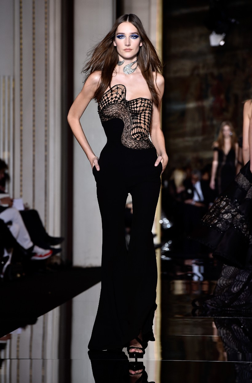 Versace at Couture Week S/S 2015 - Versace Haute Couture - 23