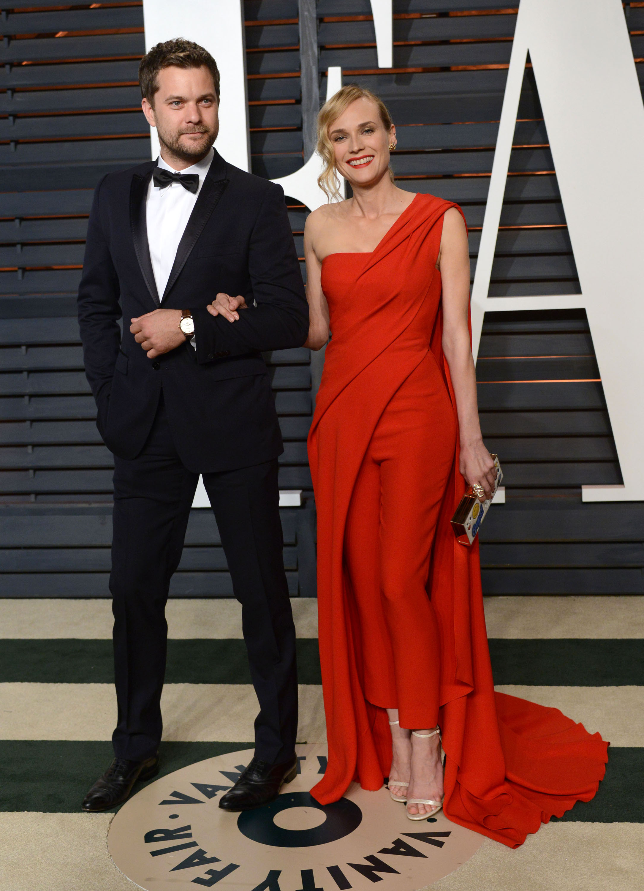 Oscars Fugs and Fabs: The Red Carpet Couples