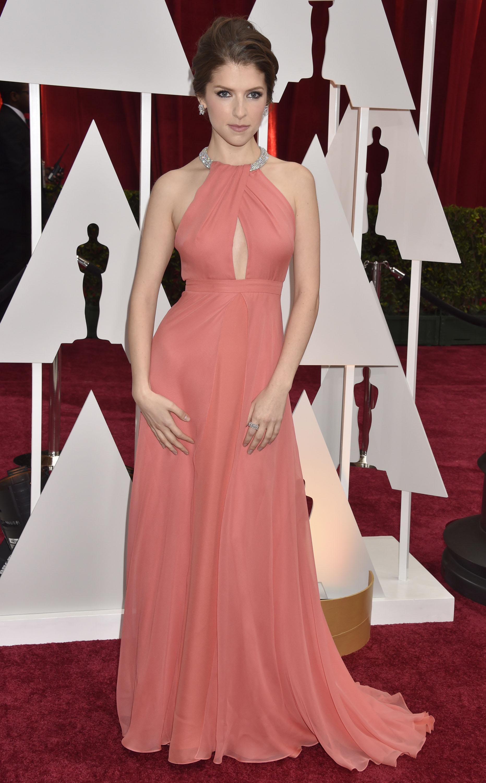 Oscars Well Played, Anna Kendrick in Custom Thakoon