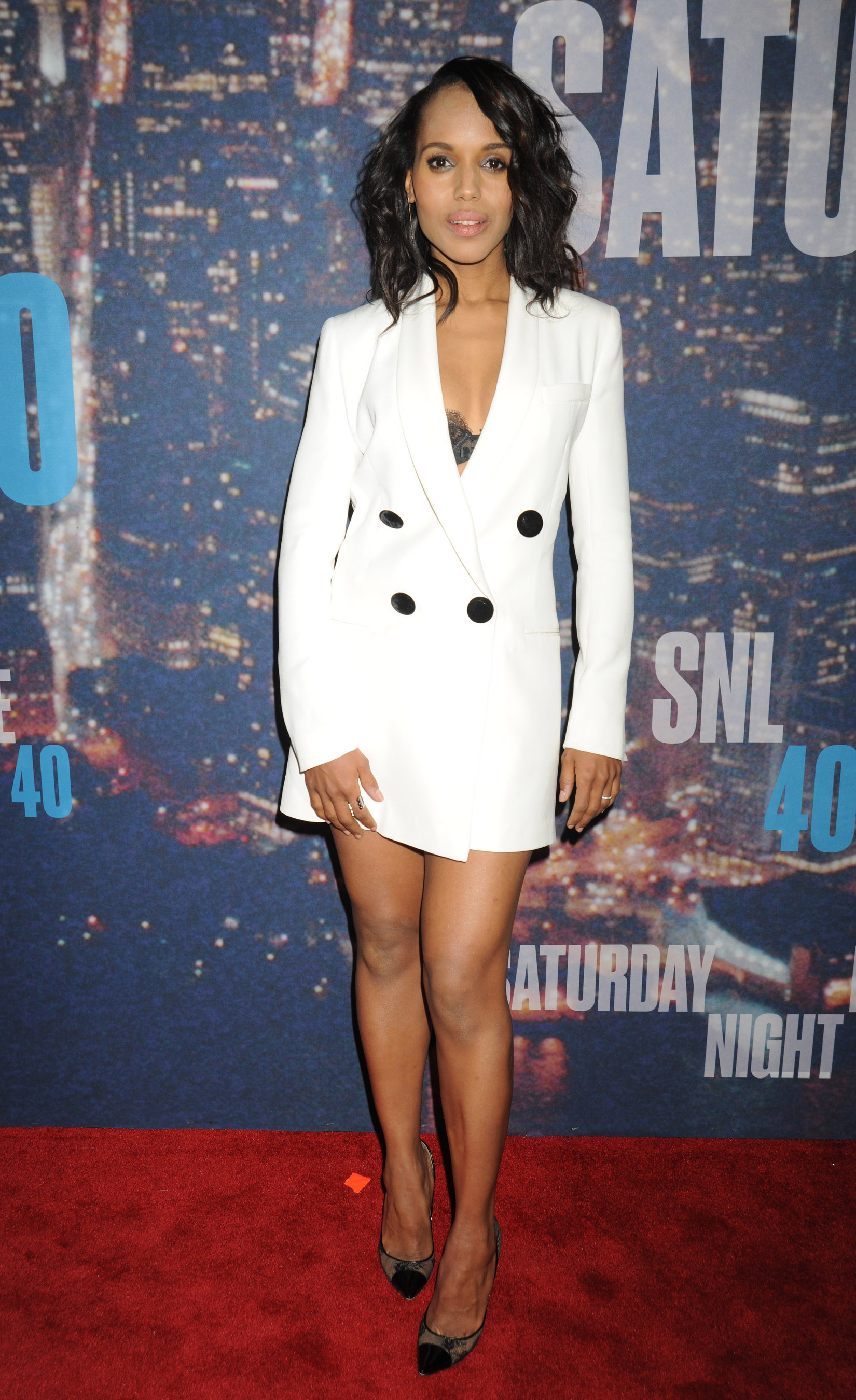 kerry washington SNL 40