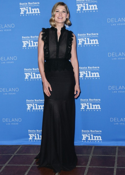 Unfug or Fab: Rosamund Pike in Erdem