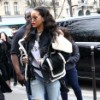 Rihanna Steps Out In Paris