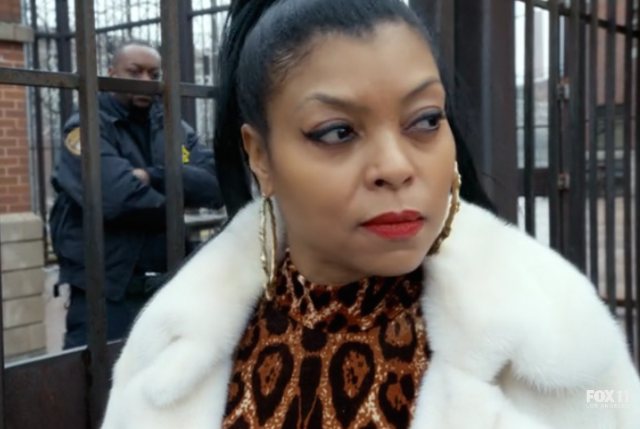Cookie Lyon on Empire clothes