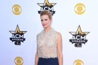 ACM Awards Fug Carpet: Beth Behrs