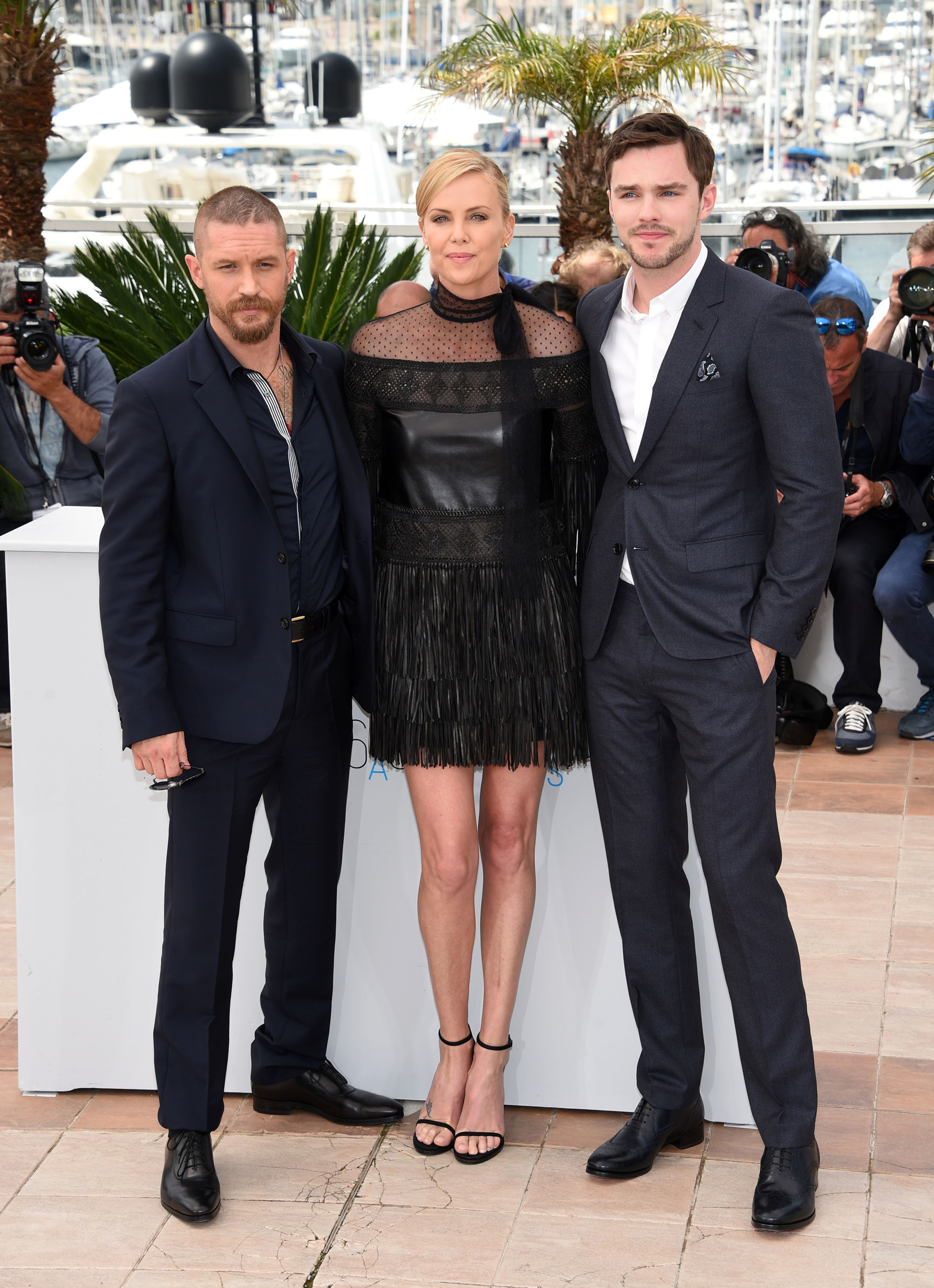 Cannes Fugs or Fabs: The Mad Max Photocall and Premiere
