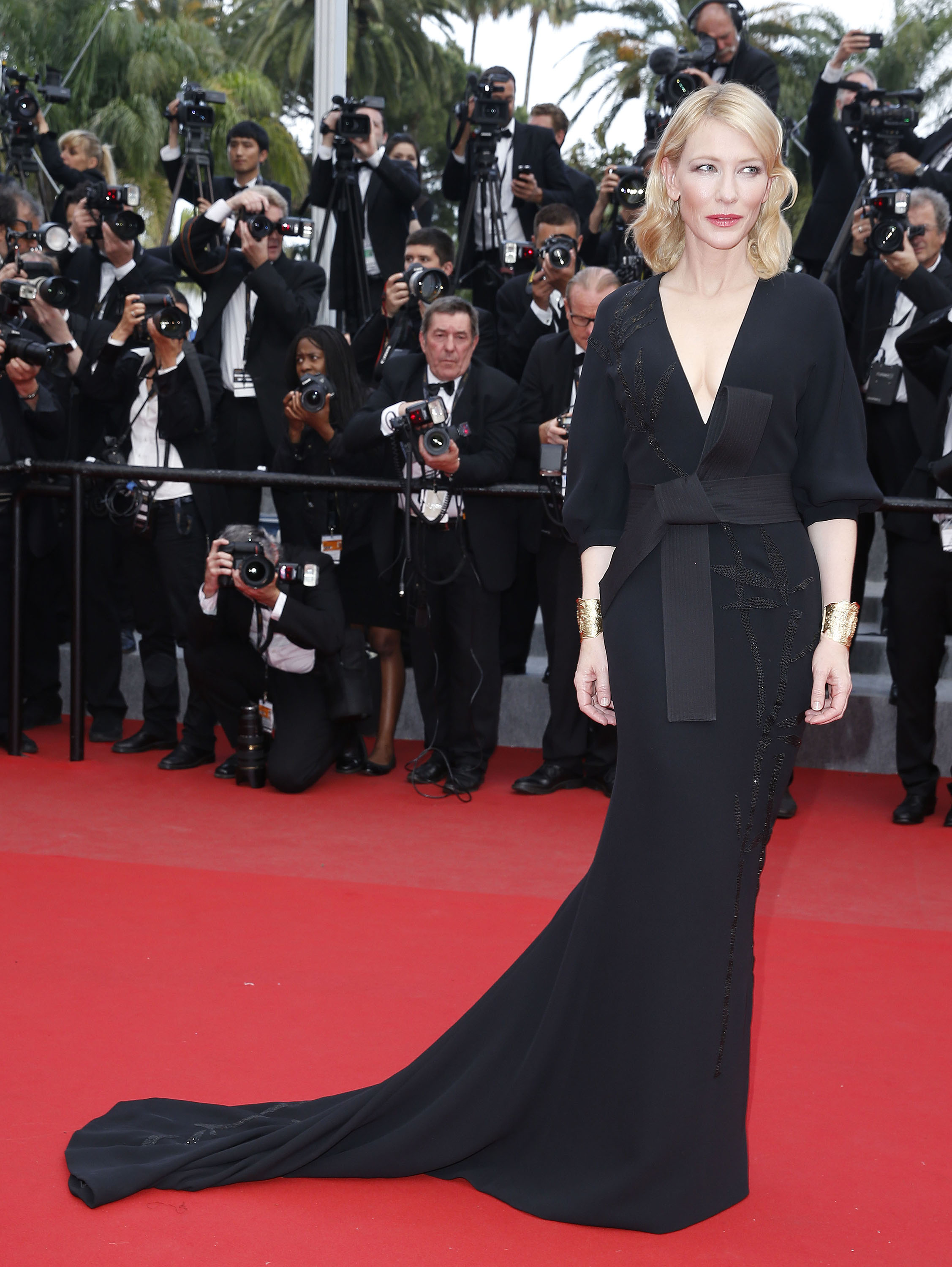 Cannes Fugs and Fabs: The Rest of the Sicario Premiere