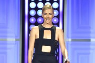 Fug or Fab: Charlize Theron at the Critics Choice TV Awards