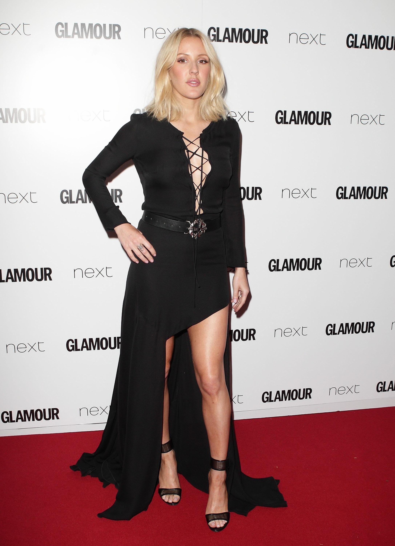 Glamour Women of the Year Awards Fug Carpet: Ellie Goulding