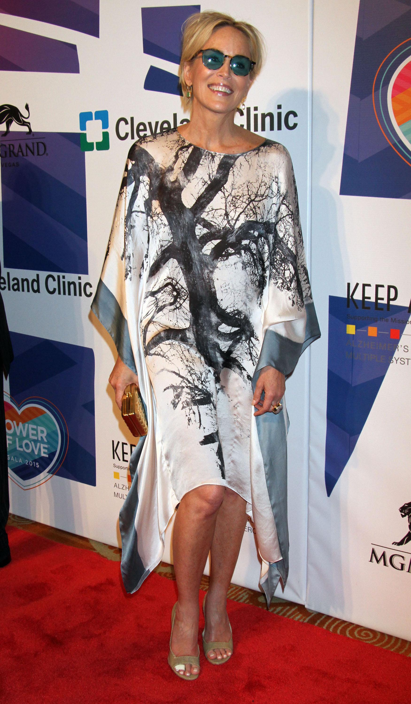 Fug or Fab: Sharon Stone
