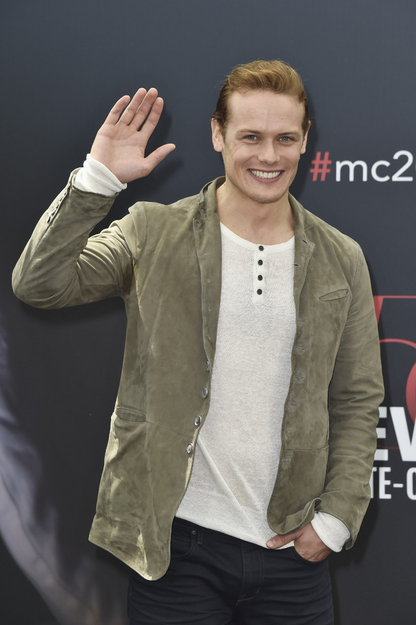 Sam heughan facts when he was 5 heughan s family shifted to new