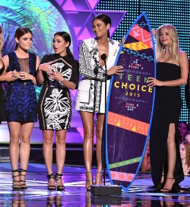 Teen Choice Awards: The Pretty Little Liars