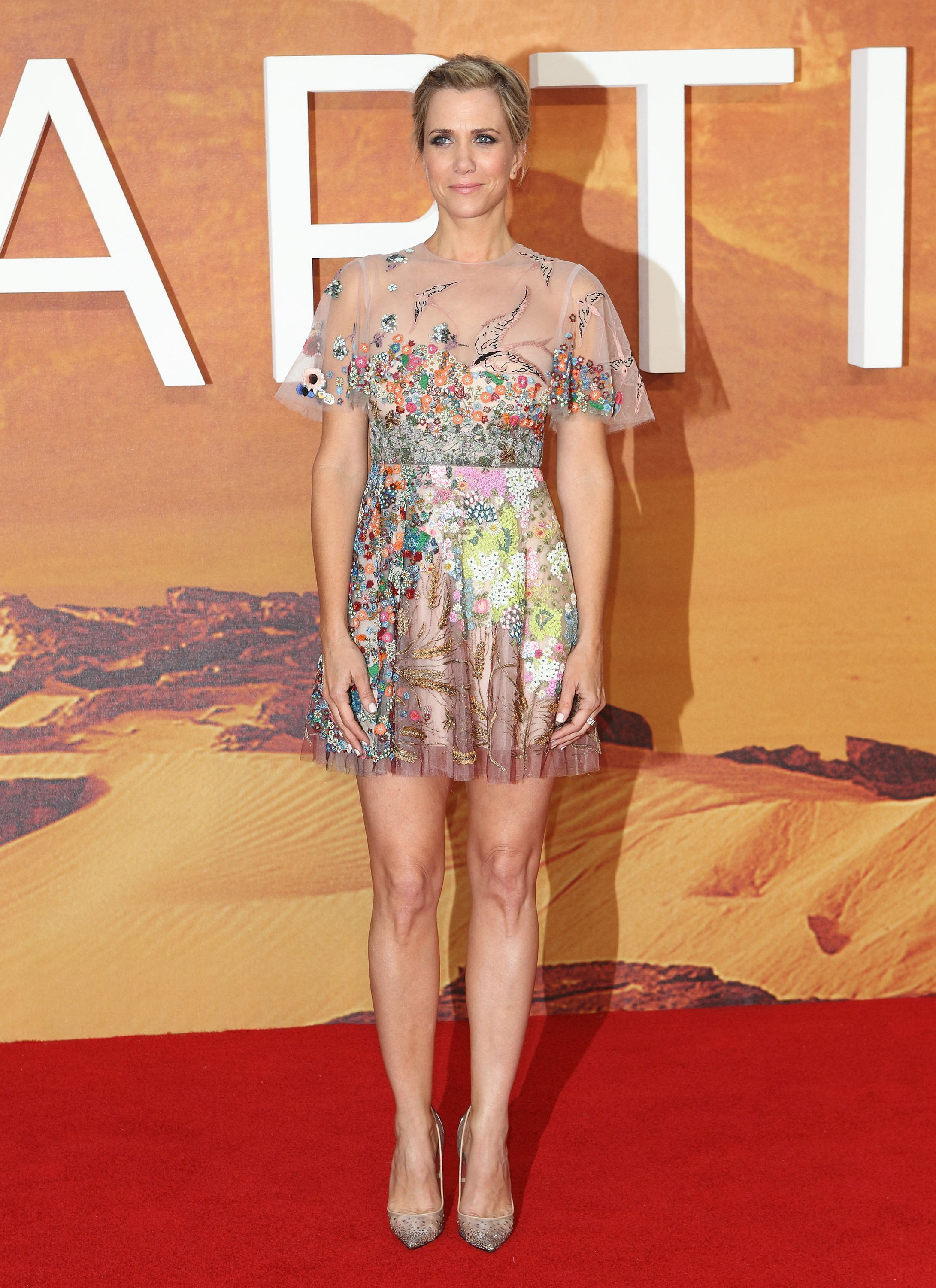 Fug or Fab: Kristen Wiig in Valentino