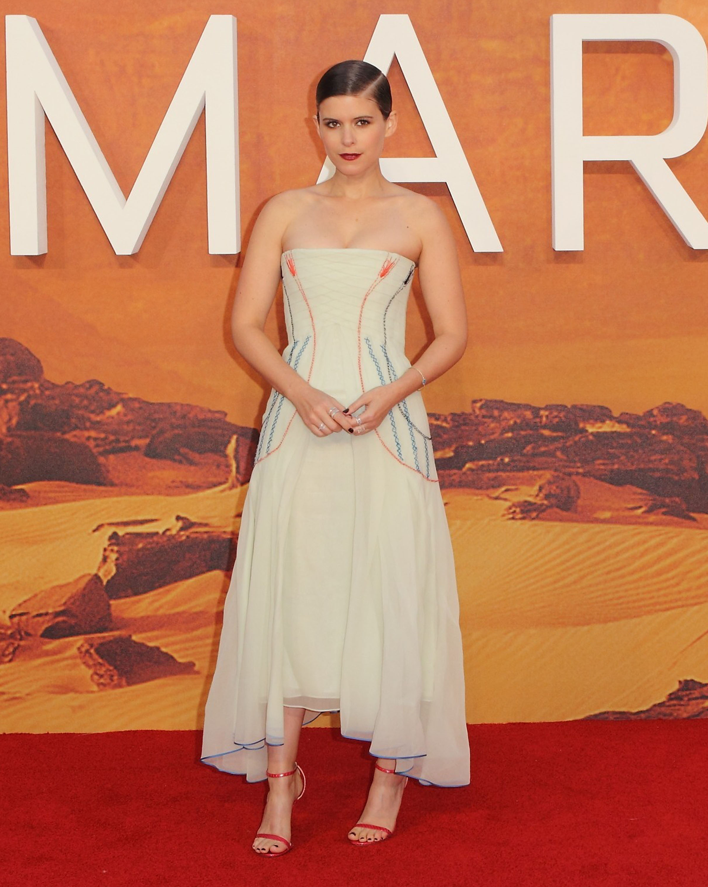 Fug or Fine: Kate Mara in Dior