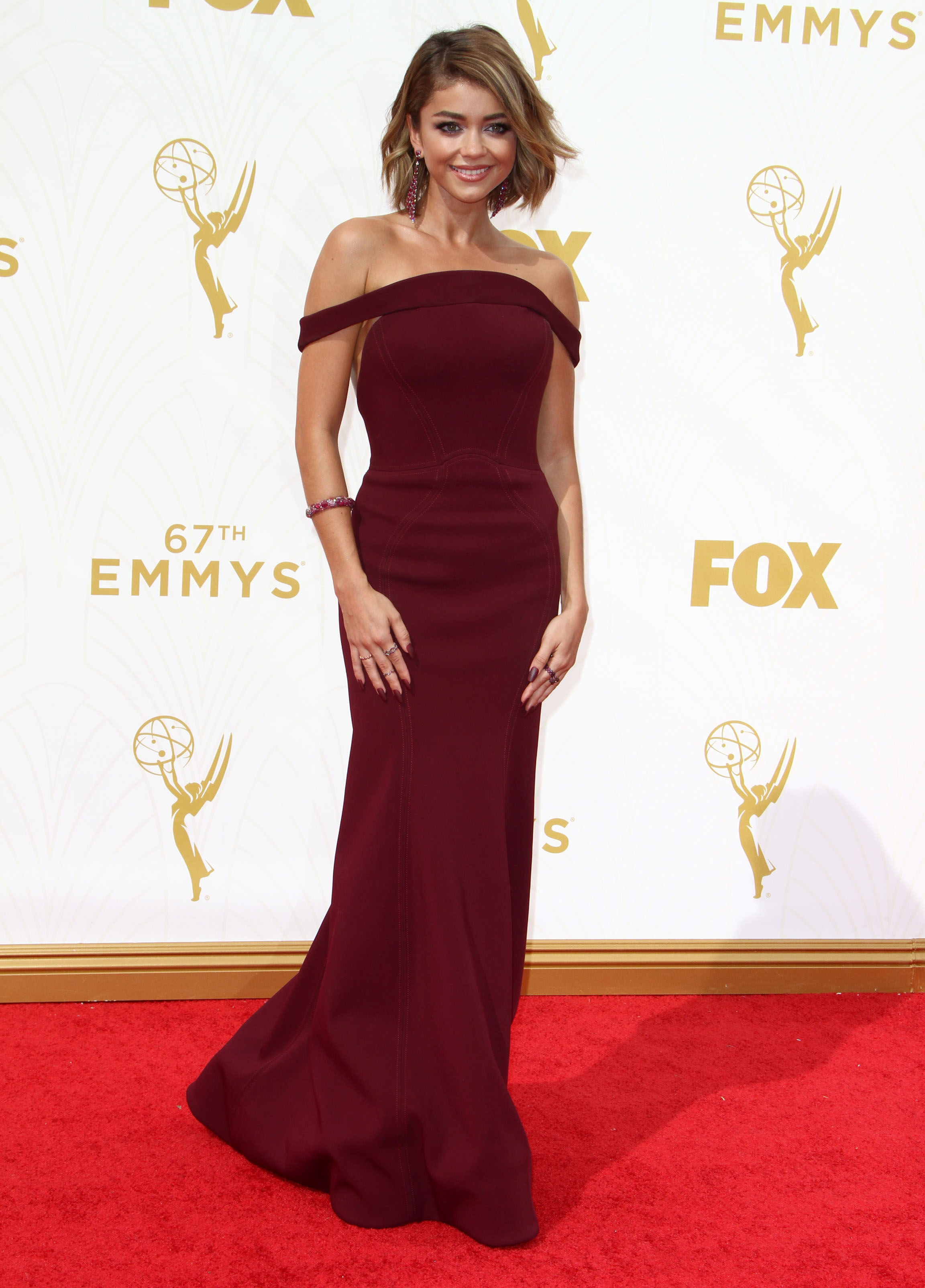 Emmy Awards Mostly Fabs: The Women of Modern Family