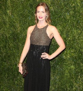 Fug or Fine: Emily Blunt in Michael Kors