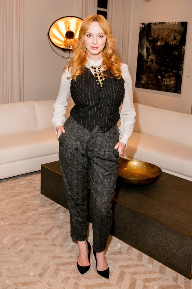Restoration Hardware Celebrates The Opening Of RH Chicago - The Gallery At The Three Arts Club