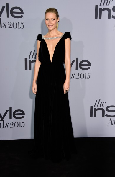 gwyneth paltrow instyle awards 2015