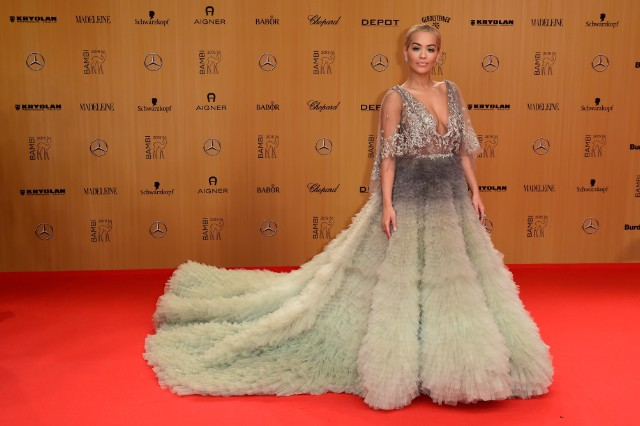 rita ora bambi awards