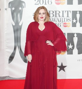 Fug or Fab: Adele in Giambattista Valli and Valentino at the BRIT Awards
