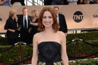 SAG Awards Well Played, Ellie Kemper in Peter Pilotto