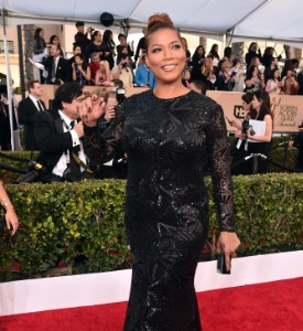 SAG Awards Well Played, Queen Latifah in Michael Costello
