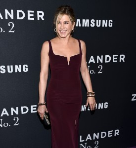 Well Played: Jennifer Aniston in Galvan