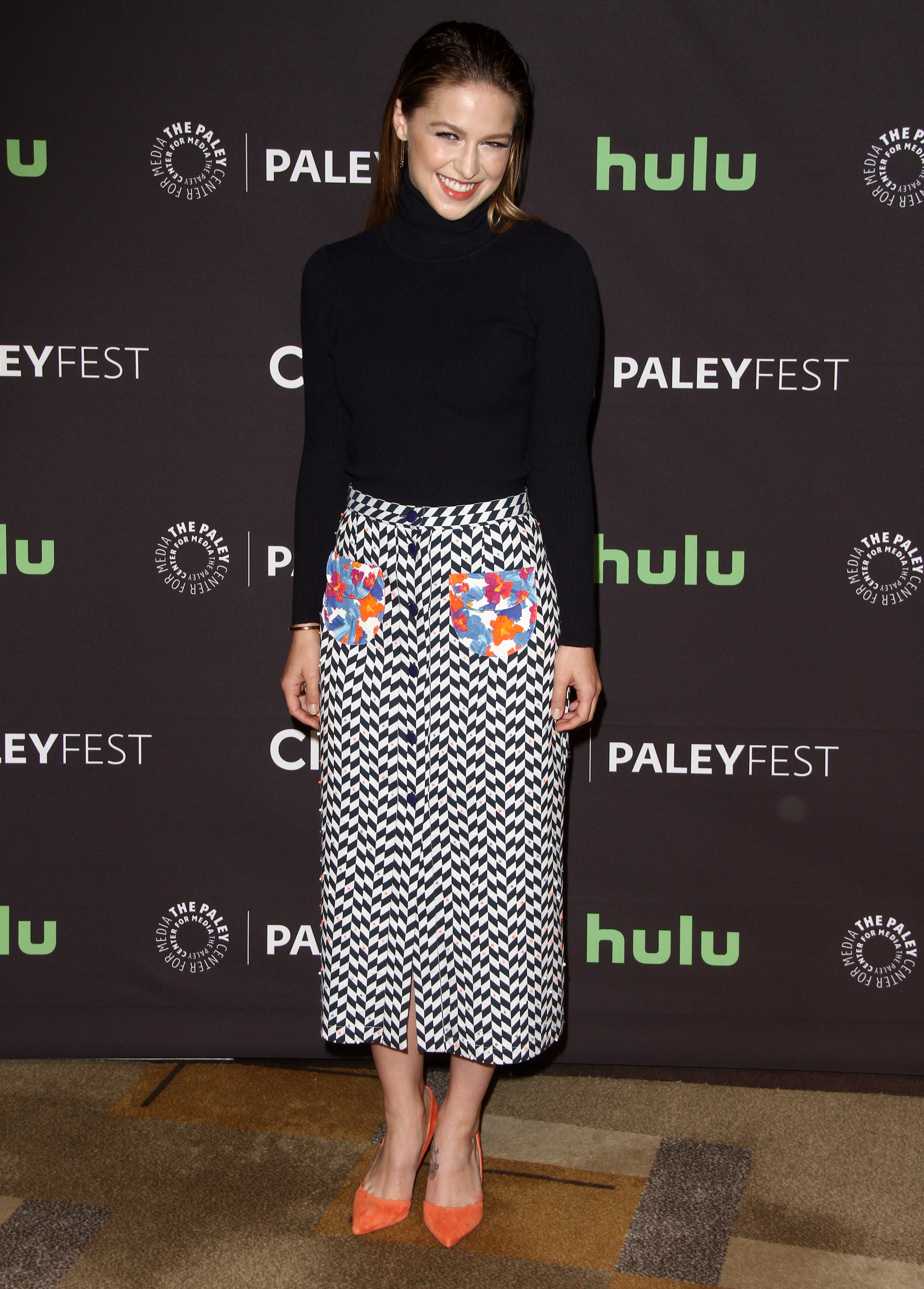 Fugs and Fabs: The Cast of Supergirl at The Paleyfest