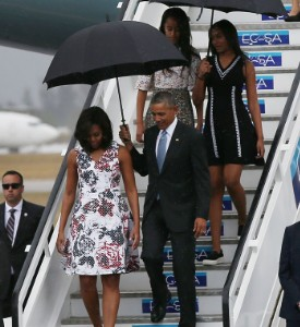 Well Played: The Obamas in Cuba