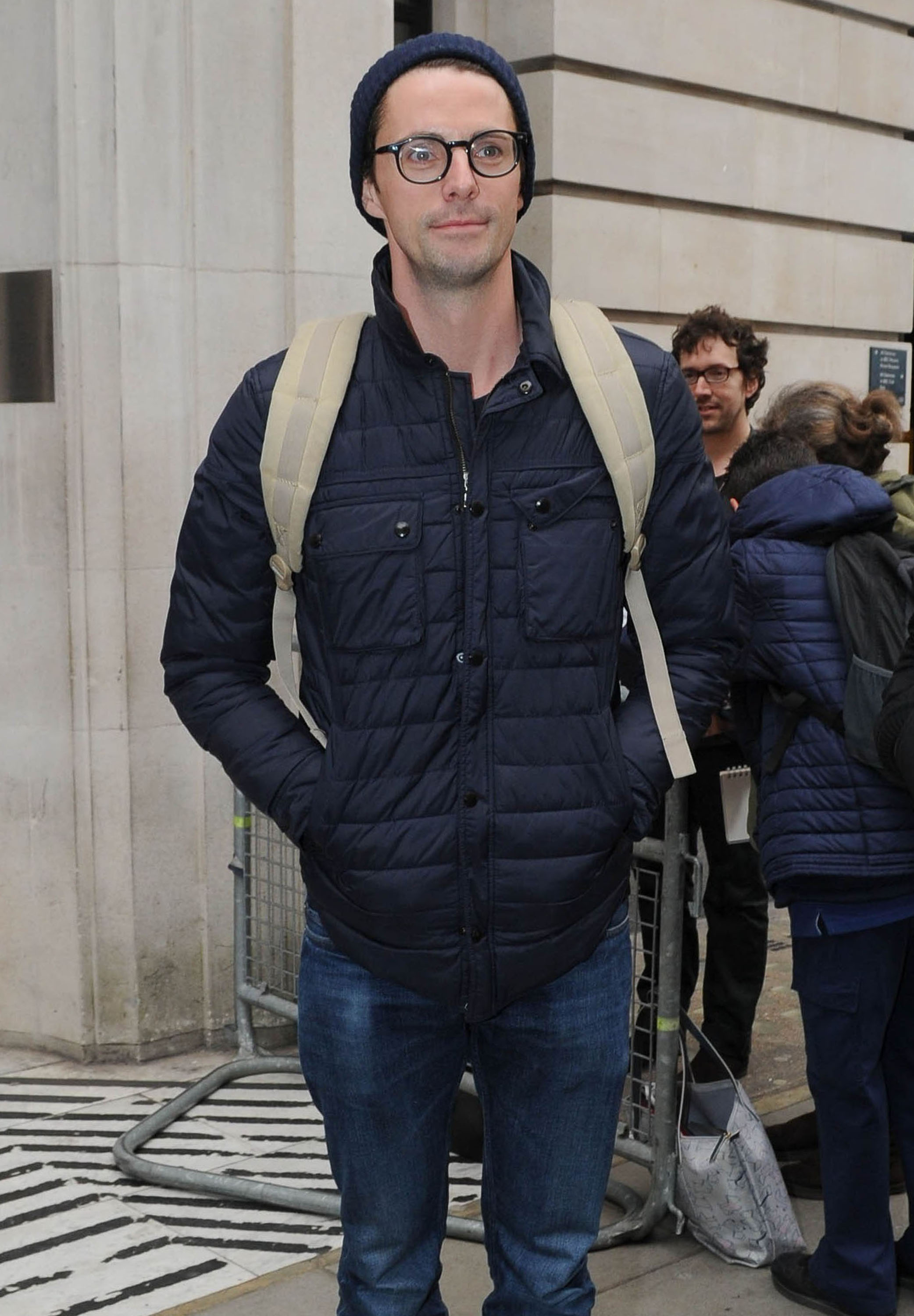 Your Afternoon Man: Matthew Goode