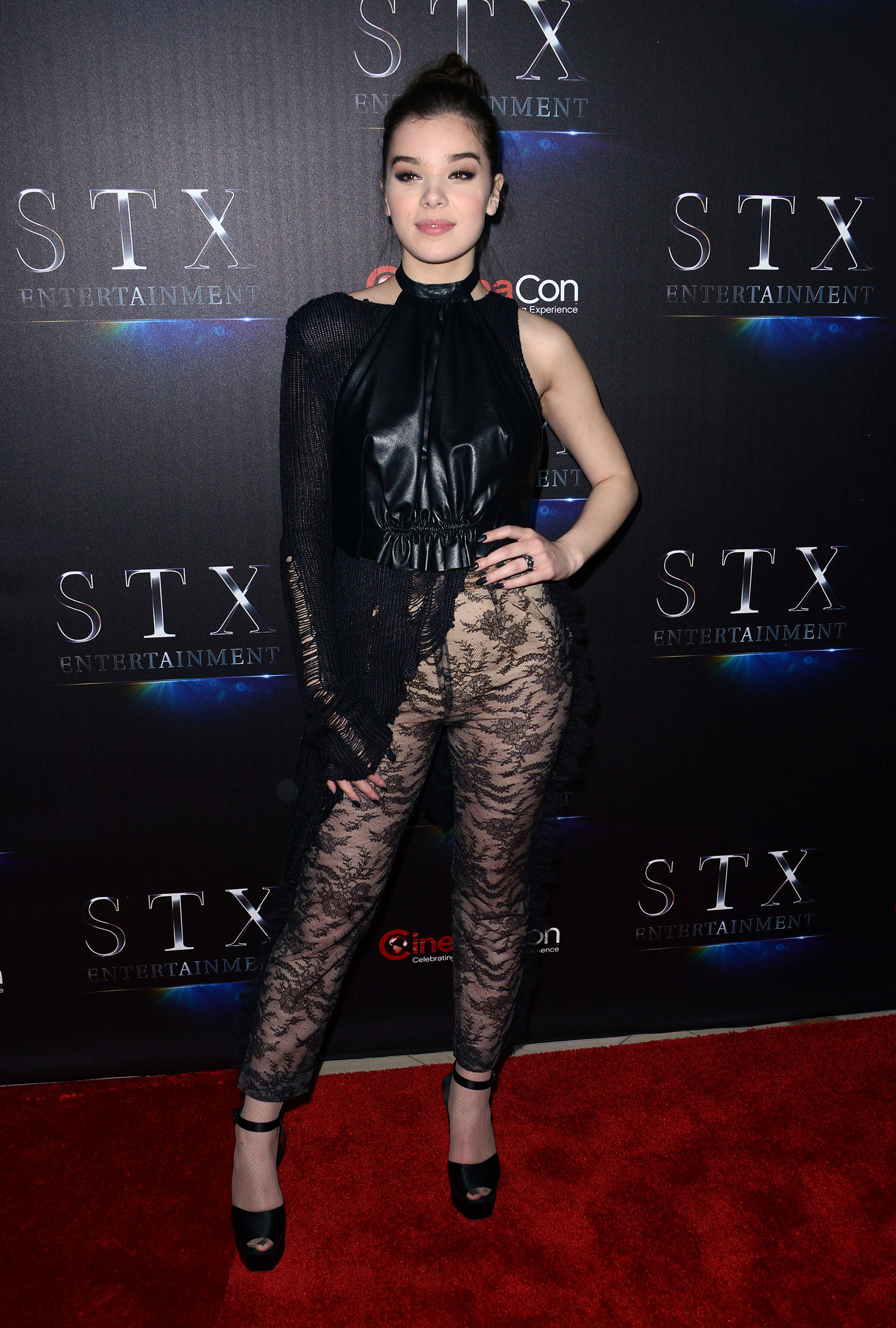 Celebrities Attend The 'State Of The Industry' And 'STZX Entertainment' Presentations In Las Vegas
