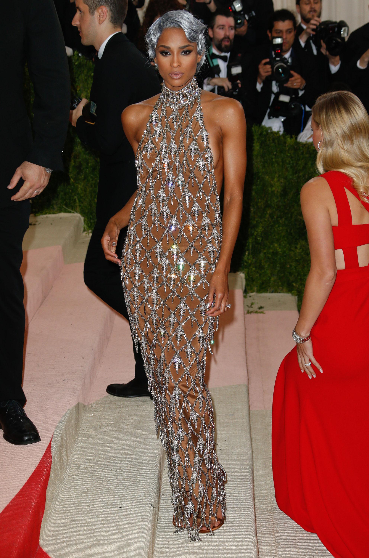 Met Gala Fug or Fab Carpet: Ciara in H&M
