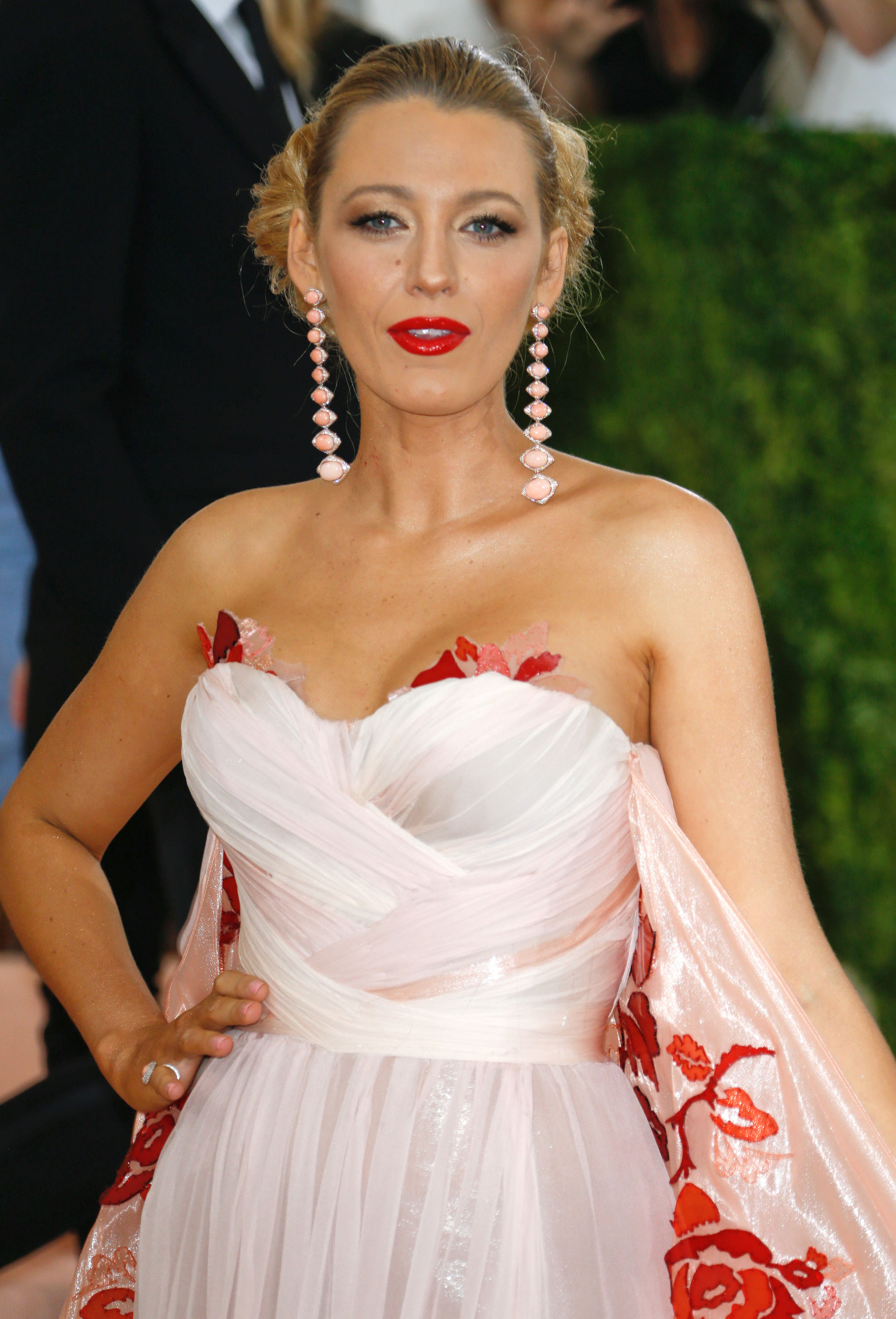 Met Gala Well Played For Another Event: Blake Lively in Burberry