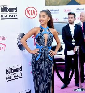 Fug or Fab: Ariana Grande in Versace at the Billboard Music Awards