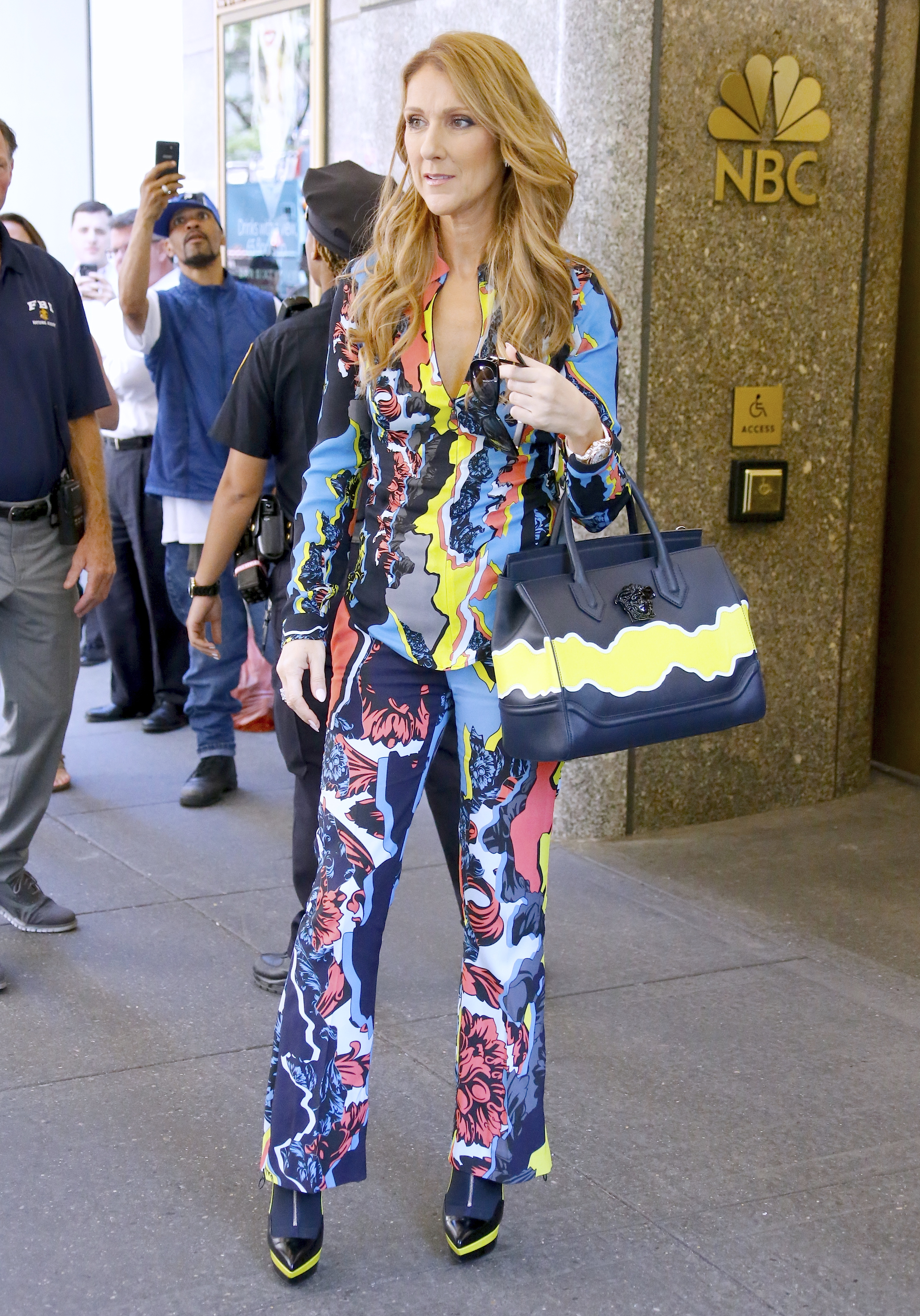Recent Fugs and Fabs: Catching Up With Celine Dion