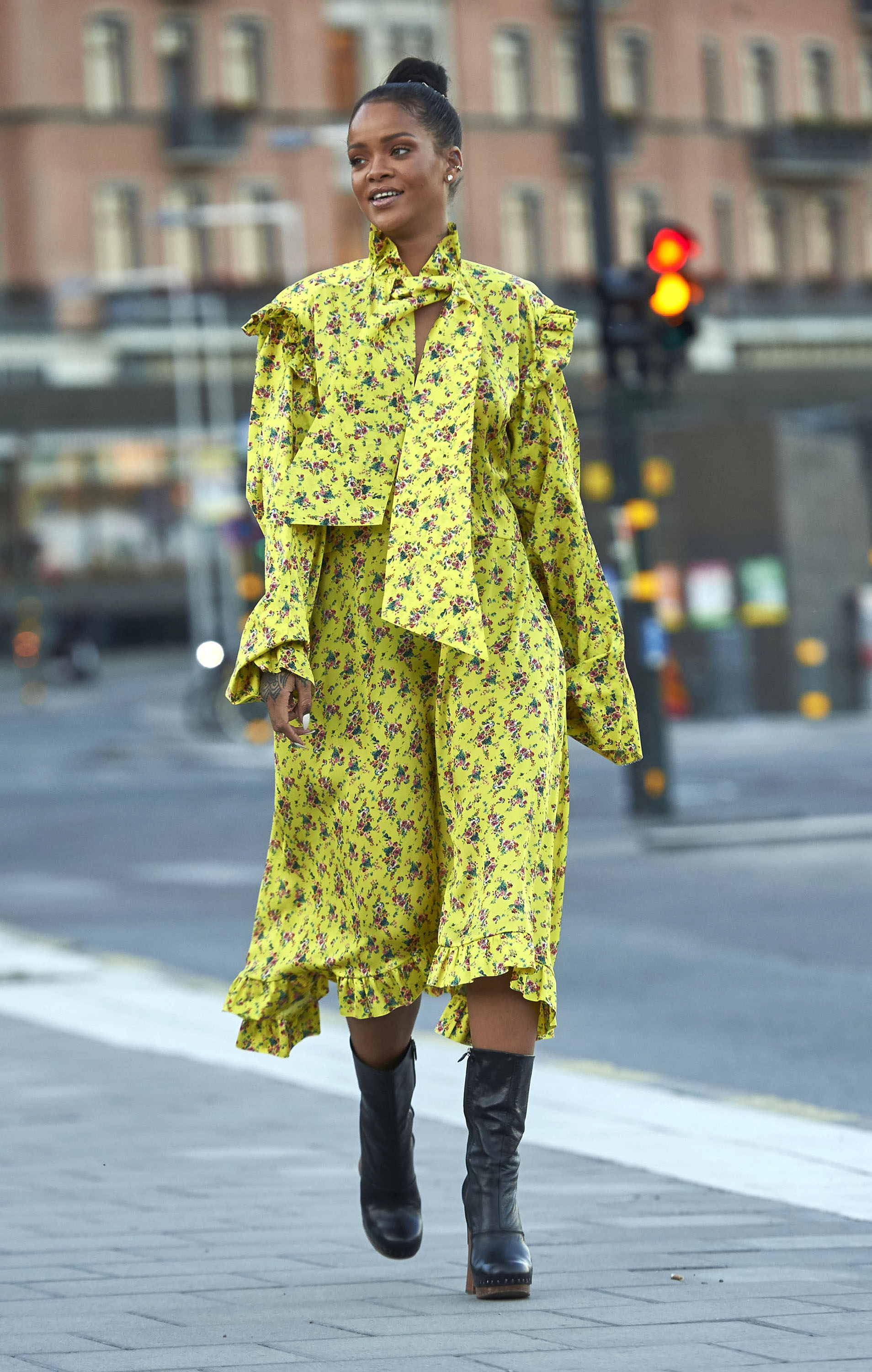 (Impressively) Well Played: Rihanna in Vetements